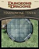Harrowing Halls - Dungeon Tiles: A D&D Accessory (4th Edition D&D)