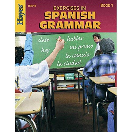 Hayes Exercícios em Gramática Espanhola - Livro 1