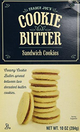 Trader Joe's Cookie Butter Sandwich Cookies