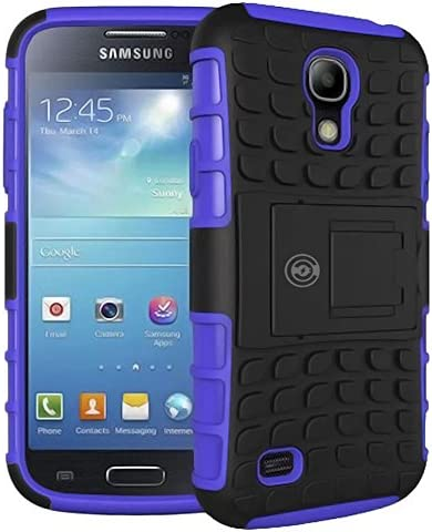 Galaxy s4 Case Samsung Galaxy s4 Armor Cases Tough Armorbox Dual Layer Hybrid Hard Soft Protective product image