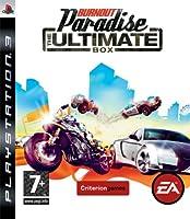 Burnout paradise Ultimate Box (PS3) (輸入版)