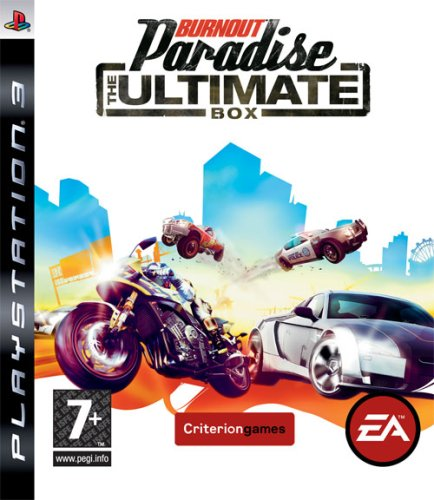[Import Anglais]Burnout Paradise The Ultimate Box Game PS3