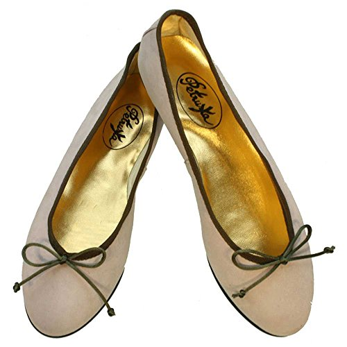 Petruska Ballerinas Toulon Wildleder Flieder