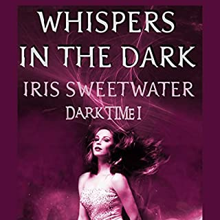 Whispers in the Dark audiobook cover art
