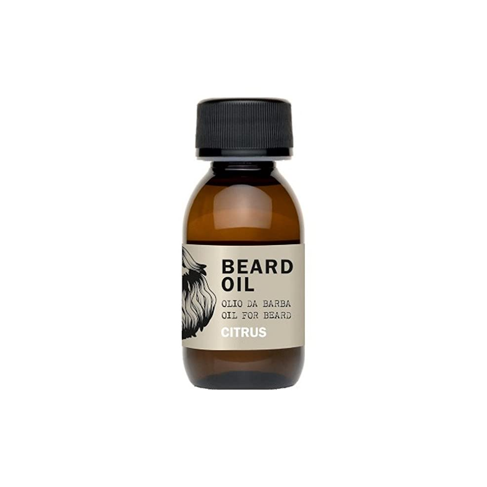 鳩ボランティアシネマDear Beard ディア?ビアード Beard Oil Citrus 50 ml.[並行輸入品]
