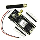 DollaTek LoRa32 V2.1 868Mhz ESP32 Lora Tarjeta SD Módulo inalámbrico WiFi con SMA IP5306 0.96 Pulgadas OLED