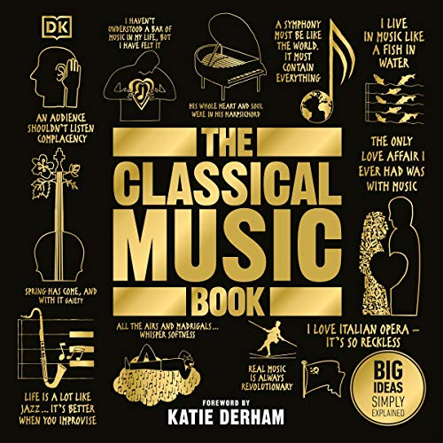 The Classical Music Book Titelbild