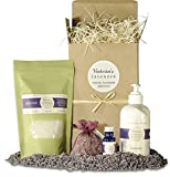 Victoria's Lavender Gift Basket for Women |...