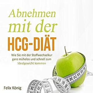 hCG: Abnehmen mit der hCG-Diät     Wie Sie mit der Stoffwechselkur ganz mühelos und schnell zum Idealgewicht kommen              Autor:                                                                                                                                 Felix König                               Sprecher:                                                                                                                                 Christoph Ohm                      Spieldauer: 49 Min.     2 Bewertungen     Gesamt 2,5