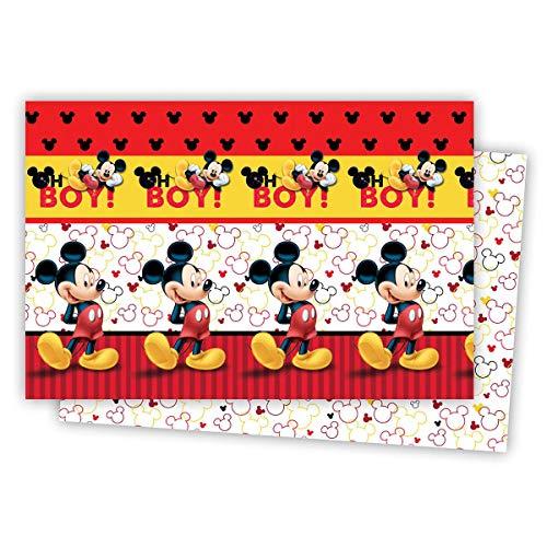 Colcha bouti MICKEY Disney. Cama 90 cm