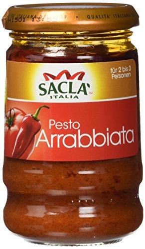 Sacla Tomaten Arrabbiata, 6er Pack (6 x 190 g)