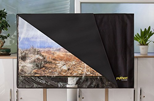 Python Series TV Cover Indoor/Outdoor - weerbestendige universele bescherming voor uw tv of monitor 60