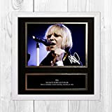 Sia 1 NDB Signed Reproduction Autographed Wall Art - 10