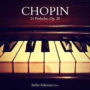 Chopin: 24 Preludes, Op. 28