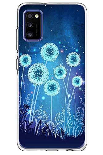 Kompatibel mit Samsung Galaxy A31 Hülle Silikon Marmor Muster Transparent Original Handyhülle Soft TPU Bumper Anti-Gelb Stoßfest Schutzhülle für Galaxy A31