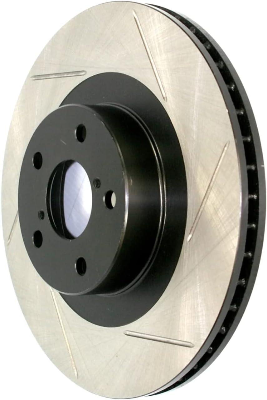 Popular product StopTech 126.62153SL Sport Slotted Brake Left Nashville-Davidson Mall Rotor Pa Rear 1
