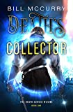 Death's Collector: A Snarky Sword and Sorcery Novel (The Death-Cursed Wizard Book 1)