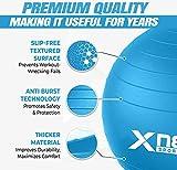 Zoom IMG-2 xn8 palla pilates anti scoppio