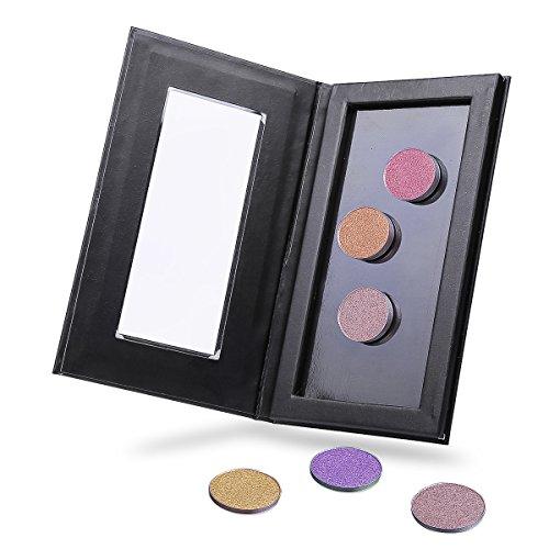 Value Makers® DIY Cosmétiques magnétique vide Palette de maquillage Concealer Blush Fard à paupières Eye Shadow Palette – Facile à prendre