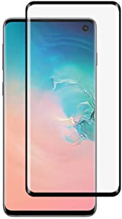 Devia Van Entire View 3D Curved Full Screen Protector for Samsung Galaxy S10E - Black