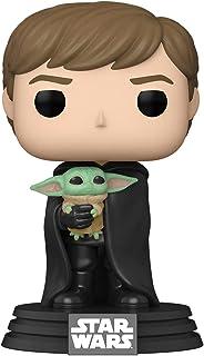 Funko Pop! Star Wars: Mandalorian- Luke with Child