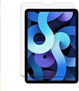 TECHSHIELD® Screen Protector for iPad Air 4 10.9 Inch (2020) and iPad Pro 11 Inch (2021/2020/2018 Models), Case Friendly (...
