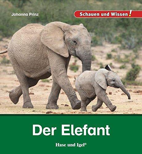 Der Elefant: Schauen und Wissen!