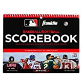Franklin Sports MLB Baseball/Softball Scorebook