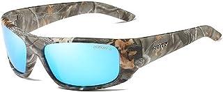 Gafas de Sol de Ciclismo portátiles Gafas de Sol de Camuflaje Deportivo Gafas de Sol polarizadas de Pesca Gafas de Color Gafas polarizadas para Ciclismo al Aire Libre
