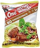 A-ONE Instantnudeln, Rind, 30er Pack (30 x 85 g Packung) (Lebensmittel & Getränke)