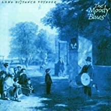 Long Distance Voyager by Moody Blues (1990) Audio CD