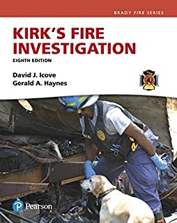 Kirk's Fire Investigation (8th Edition) (Brady Fire)