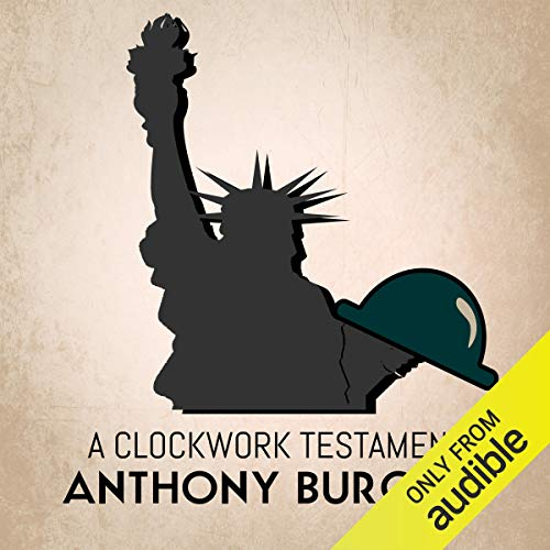 A Clockwork Testament cover art