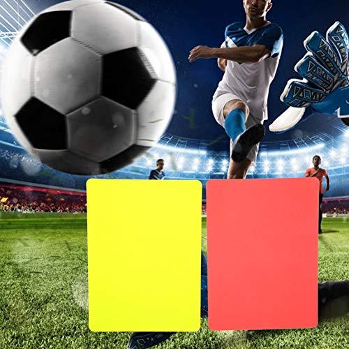 Rodipu Cartellino Rosso del Calcio, cartellino Rosso e Giallo dell'arbitro Strumento Arbitro, Difficile per la Concorrenza