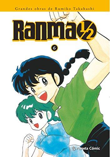 Ranma 1/2 nº 06/19 (Manga Shonen)