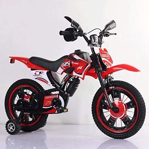 LI HAO SHOP Kinderfietsen, motorfietsen Fietsen, mountainbikes voor kinderen, kindermotorfietsen (multi-size optioneel)