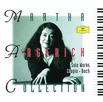 Martha Argerich - Works for Solo Piano