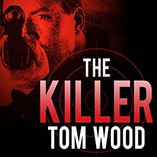 The Killer audiobook cover art