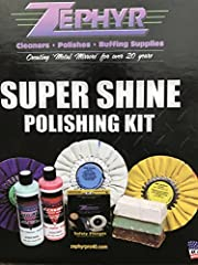 Genuine Zephyr Products Super Shine Polishing Kit