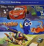 Disney*Pixar Read-Along Storybook and CD Box Set