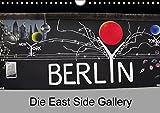 Berlin - Die East Side Gallery (Wandkalender 2016 DIN A4 quer): Ein Denkmal und Symbol der Freiheit (Monatskalender, 14 Seiten ) (CALVENDO Orte) - Ralf Wittstock