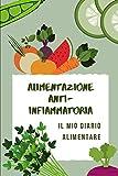Dieta Anti-Infiammatoria - Il Mio Diario Alimentare: Diario alimentare da compilare per seguire il regime alimentare anti-dolore in 90 giorni