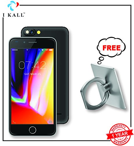 IKALL K1 5 Inch Display 4G Volte Smart Phone with Fingure R