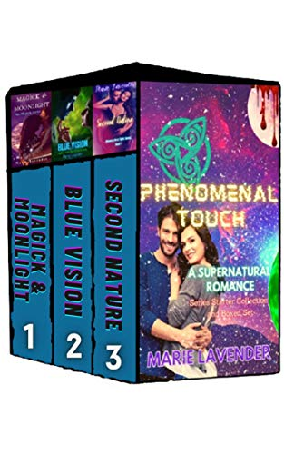 Phenomenal Touch: A Supernatural Romance Series Starter Collection and Boxed Set (Collections and Boxed Sets) by [Marie Lavender, Jennifer B.  Gaubert]