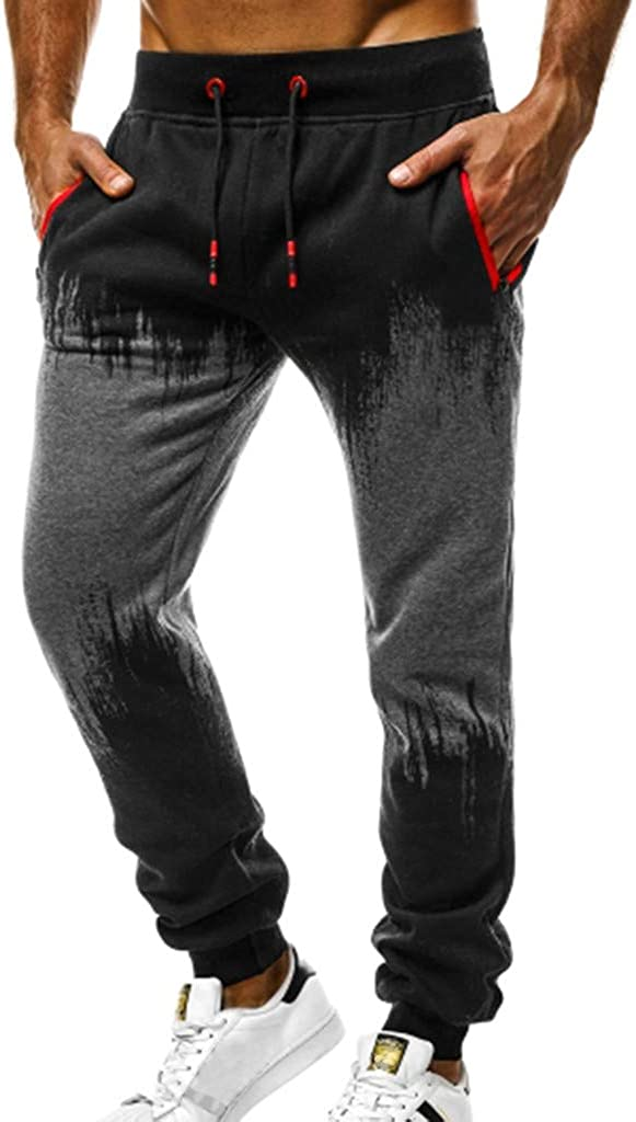 Free shipping / New LISTHA Jogging Max 73% OFF Pants Men Sport Fitness Sweatpants Casual D Loose