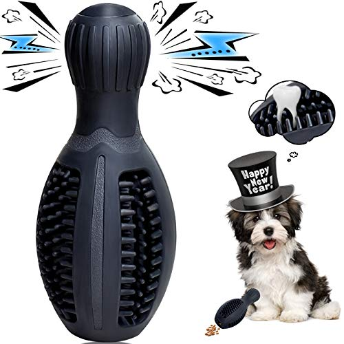 Dog Chew Toys for Aggressive Chewers - Tough Dog Toys Large Medium Breed Indestructible Puppy Toys for Small Dogs Teeth Cleaning with Squeaker
