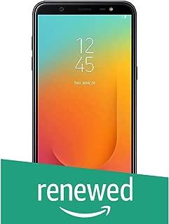 (Renewed) Samsung Galaxy J8 (Black, 64GB, 4 GB)