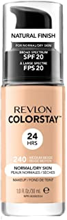 Revlon ColorStay™ Makeup for Normal/Dry Skin, Medium Beige, 30ml