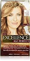 L'Oreal Paris Hair Color Excellence Age Perfect Layered-Tone Flattering Color Dye, Dark Natural Golden Blonde [並行輸入品]