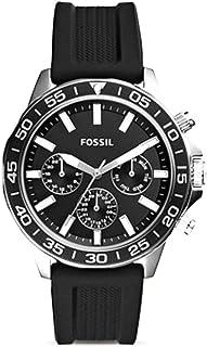 Bannon Multifunction Black Silicone Watch